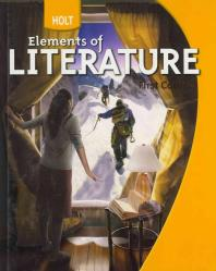 ELEMENTS OF LITERATURE(FIRST COURSE)