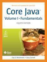 Core Java, 8/e : Fundamentals