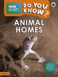 [해외]Animal Homes - BBC Earth Do You Know...? Level 2
