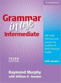 Grammar In Use Intermediate with Answers, 3/E (Paperback)(Paperback)