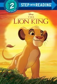 [해외]The Lion King Deluxe Step Into Reading (Disney the Lion King) (Hardcover)