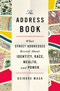 [해외]The Address Book (Hardcover)