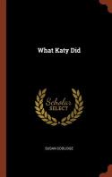 [해외]What Katy Did (Hardcover)