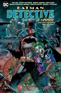 배트맨 디텍티브 코믹스 #1000 디럭스 에디션(양장본 HardCover)