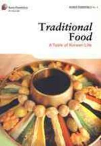 Traditional Food: Taste of Korean Life(Paperback)