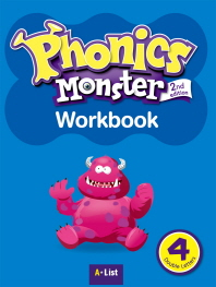Phonics Monster. 4: Double Letters(Workbook)(2판)