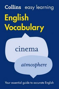 [해외]Collins Easy Learning English - Easy Learning English Vocabulary