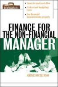 [해외]Finance for Non-Financial Managers