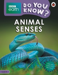 [해외]Animal Senses - BBC Earth Do You Know...? Level 3