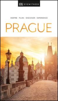 [해외]DK Eyewitness Prague (Paperback)
