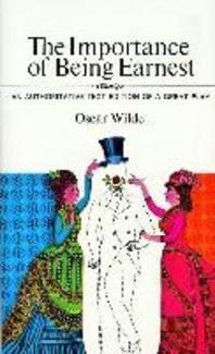 [해외]The Importance of Being Earnest (Mass Market Paperbound)