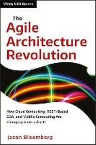 [해외]The Agile Architecture Revolution (Hardcover)
