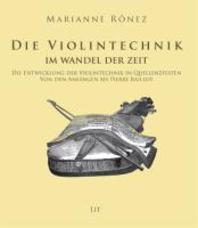[해외]Die Violintechnik im Wandel der Zeit