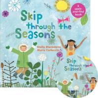 [노부영] Skip Through the Seasons (Paperback+CD)