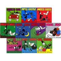 메그와 모그 원서 그림책 10권 박스 세트 : Meg and Mog 10 Books Collection