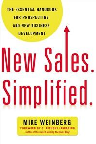 [해외]New Sales. Simplified.