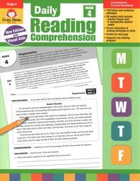 [해외]Daily Reading Comprehension, Grade 4 (Paperback)