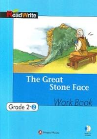 THE GREAT STONE FACE WORK BOOK(CD1장포함)(Extensive ReadWrite 시리즈 GRADE 2-2)