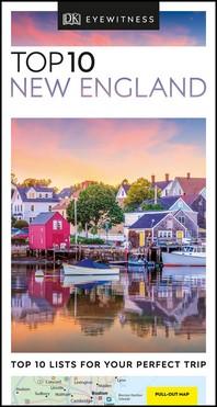 [해외]DK Eyewitness Top 10 New England