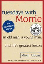 [해외]Tuesdays with Morrie (Paperback)