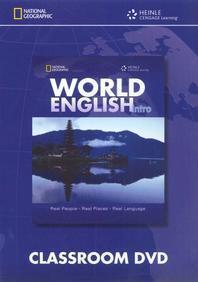 WORLD ENGLISH INTRO(CLASSROOM DVD)(DVD)