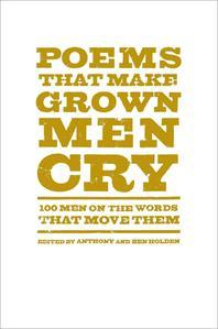 [해외]Poems That Make Grown Men Cry (Hardcover)