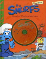 THE SMURFS READING BOOK. 4(CD1장, 토시1개포함)