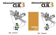 Advanced Essential CLIL. 3 Student Book + Activity Book 세트(전2권)