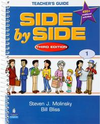 Side by Side 1.(Teacher's Guide)