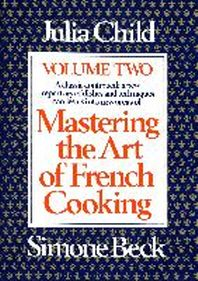 [해외]Mastering the Art of French Cooking, Volume 2 (Paperback)