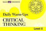 CRITICAL THINKING. LEVEL 2(DADILY WARM UPS)