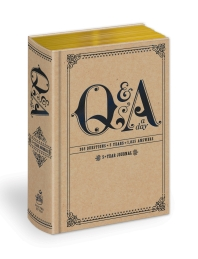 Q&A a Day: 5-Year Journal (English Ver.)