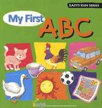 MY FIRST ABC(AudioCD1장포함)(EASYS KIDS SERIES)