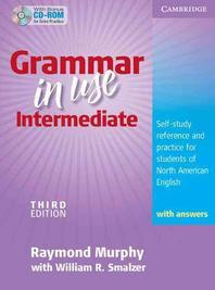 Grammar In Use Intermediate With Answers and CD-Rom(Paperback)