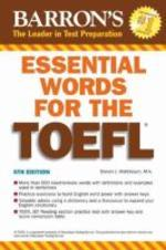 Essential Words for the Toefl 4판