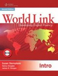 WORLD LINK DEVELOPING ENGLISH FLUENCY. INTRO(SECOND EDITION)(CD1장포함