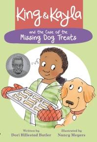 [해외]King & Kayla and the Case of the Missing Dog Treats (Hardcover)