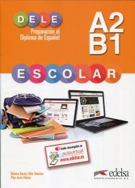 [해외]Dele Escolar Niv. A2-B1 - Livre