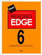 READING EDGE. 6(SMART)(CD1장포함)