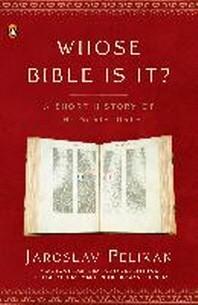 [해외]Whose Bible Is It?