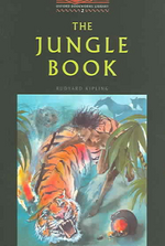 Jungle Book(Oxford Bookworms Library 2)