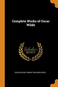 [해외]Complete Works of Oscar Wilde (Paperback)