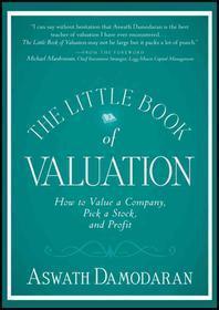[해외]The Little Book of Valuation