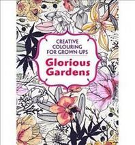 Glorious Gardens (컬러링북)