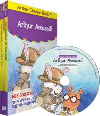 Arthur Accused(아서, 도둑으로 몰리다!)(CD1장포함)(아서 챕터북 롱테일 에디션 Book 5)