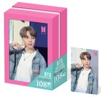 BTS 다이너마이트 액자 직소퍼즐 108피스: 지민(인터넷전용상품)