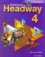 American Headway 4 Student Book(CD 1장 포함)
