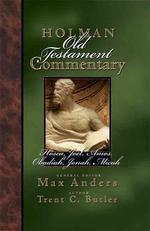 [해외]Holman Old Testament Commentary - Hosea, Joel, Amos, Obadiah, Jonah, Micah (Hardcover)