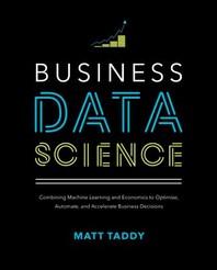 [해외]Business Data Science