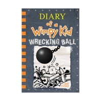 Diary of a Wimpy Kid #14 : Wrecking Ball (미국판 / 스페셜에디션)